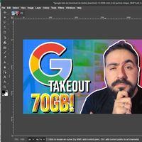 PhotoGIMP es un mod de GIMP para Linux, Windows y macOS que copia la estética y orden de Photoshop y funciones como sus atajos