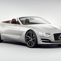 Bentley EXP 12 Speed 6e concept: porque el lujo y la electrificación pueden ir de la mano