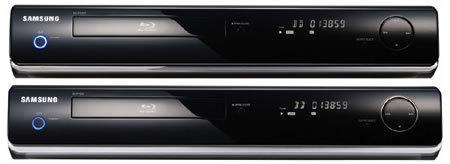 Reproductores Blu Ray de Samsung de tercera generación