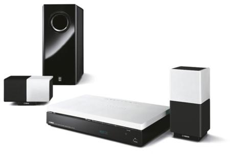 Yamaha DVX-700, cine en casa con reescalado de vídeo