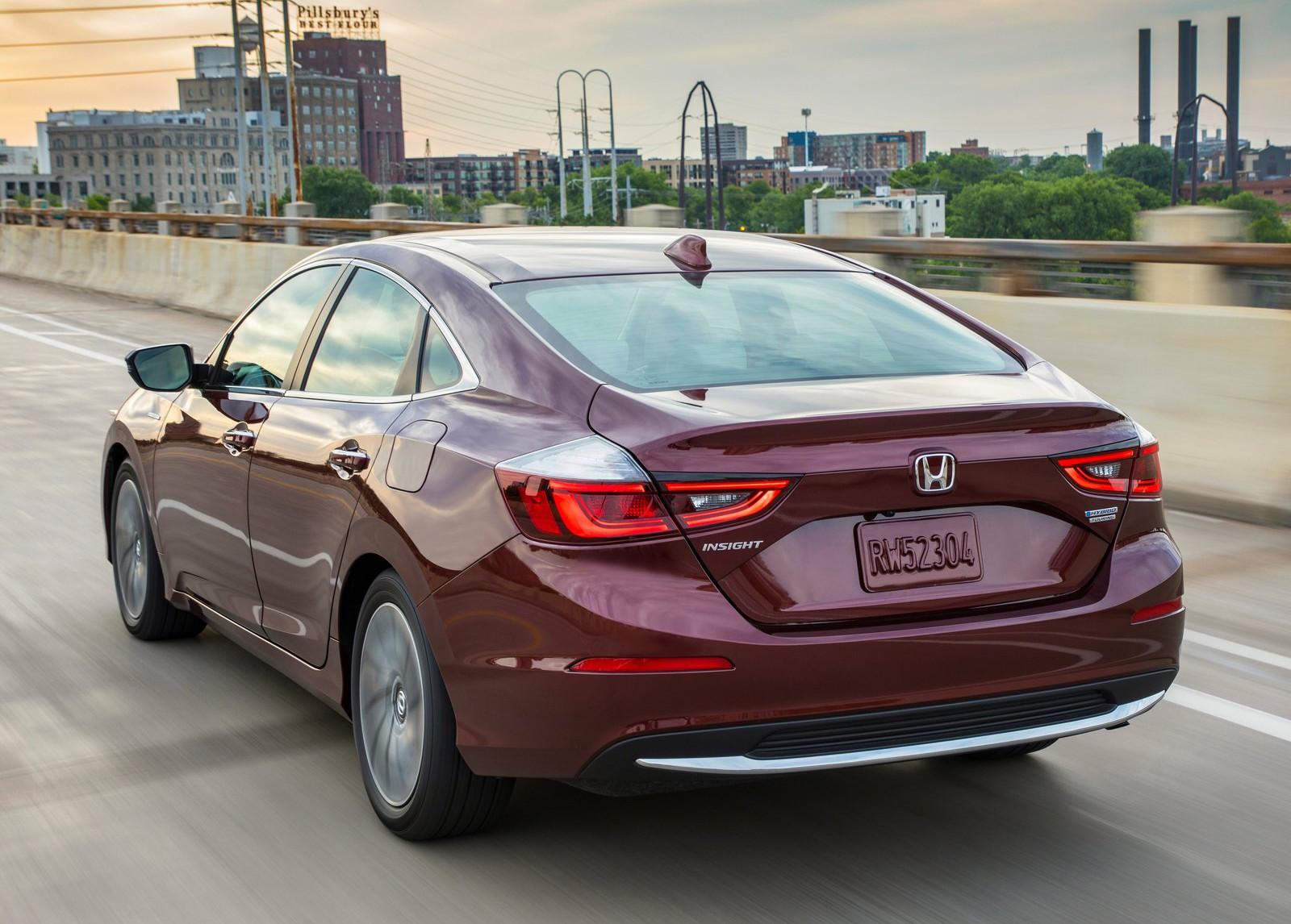 Foto de Honda Insight (11/29)