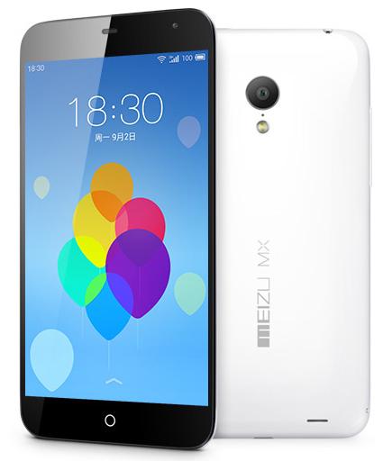 Ya existe el primer teléfono Android con 128 GB de almacenamiento, Meizu lanza el Meizu MX3