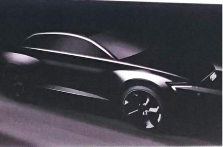 El Tesla Model X tendrá competencia por parte de Audi y se presentará en Frankfurt