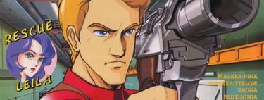 Retroanálisis de Rolling Thunder: desde Namco con amor y con licencia para matar