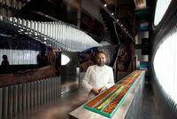 El chocolate elevado a arte por Patrick Roger