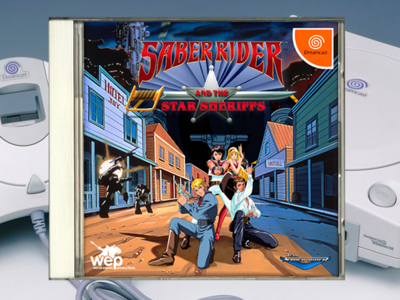 Saber Rider and the Star Sheriffs llega a Steam Greenlight y presenta su versión... ¿de Dreamcast?