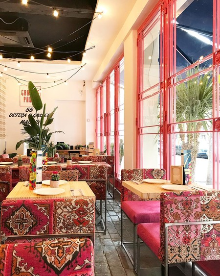 Si en Los Ángeles triunfa el restaurante mexicano Gracias Madre, en Madrid llega Gracias Padre