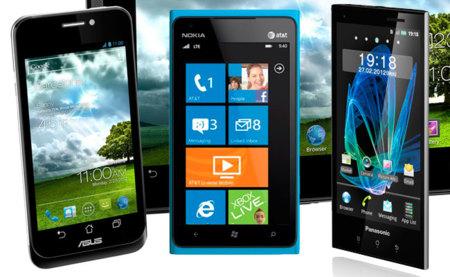 Padfone, Lumia 900, Eluga