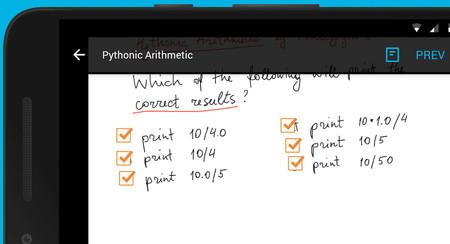 Nueve aplicaciones con cursos gratis en Android