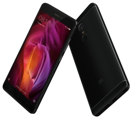 Redmi Note 4 Black 1