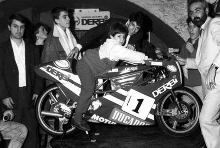 """Mi breve historia con """"Aspar"""" cuando cumple 30 años dedicados a la moto"""