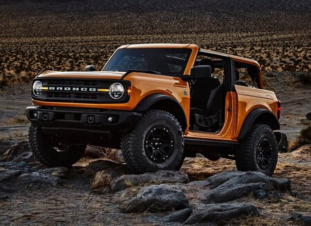 Ford Bronco 2 Door 2021 1600 01