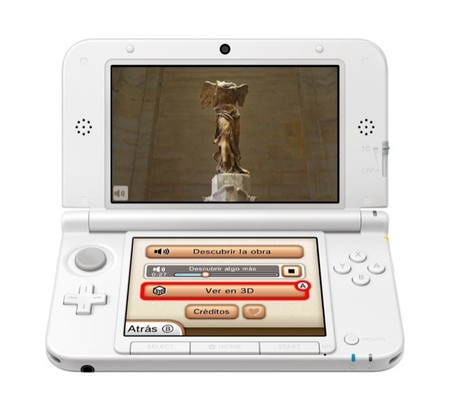 Nintendo anuncia el lanzamiento para toda la familia de la audioguía multimedia del Louvre