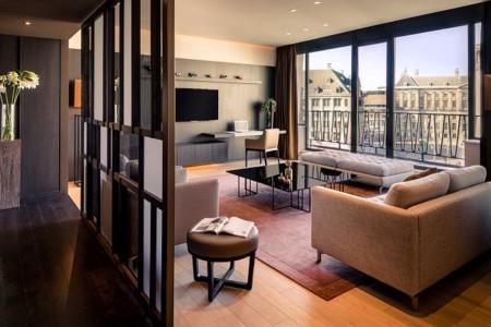 NH Grand Hotel Krasnapolsky, un hotel en el que se respira a Ámsterdam por sus cuatro costados