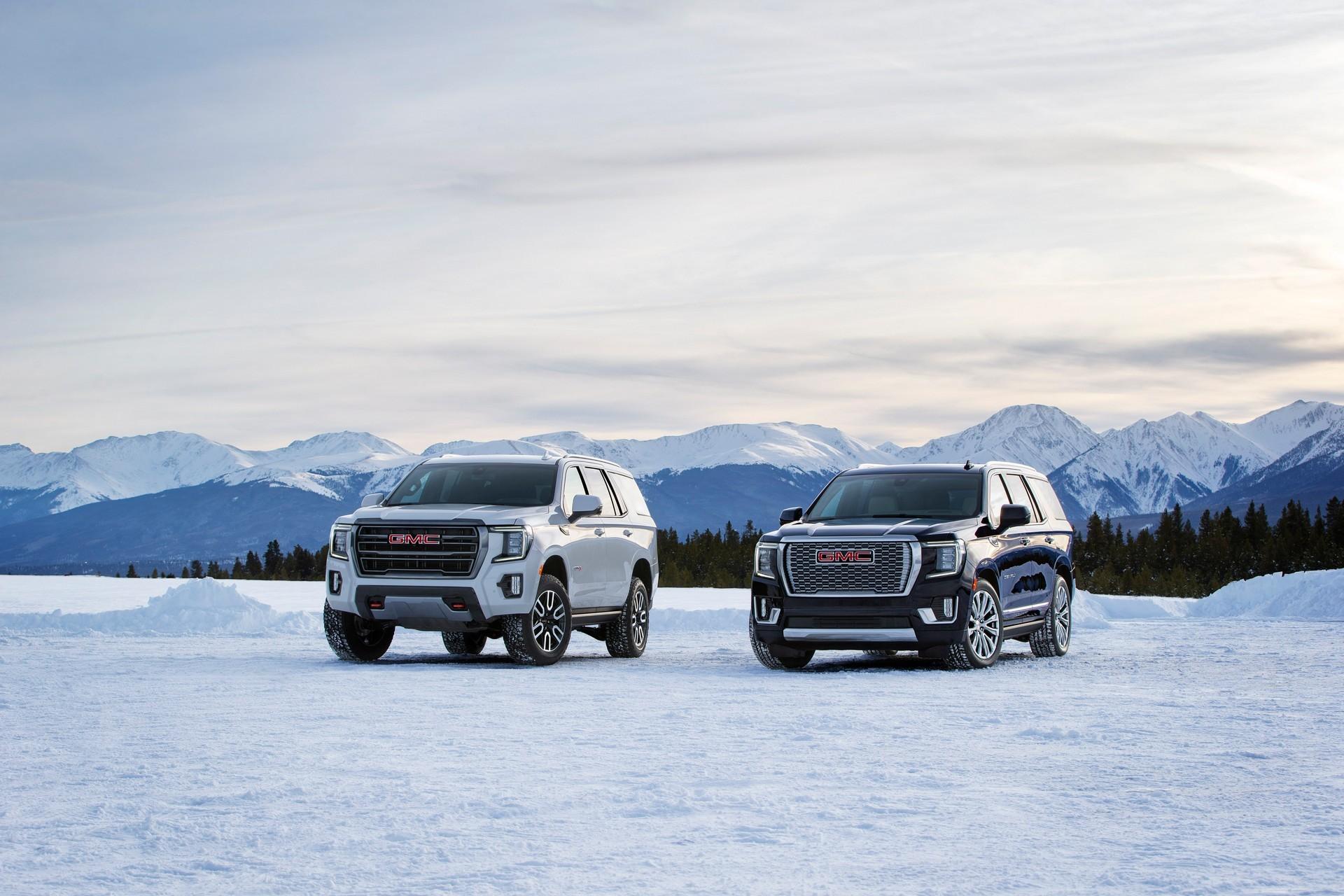 Foto de GMC Yukon 2021 (45/63)