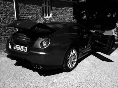 Chris Harris vende su Ferrari 599 GTB en solo diez meses: no puede mantenerlo