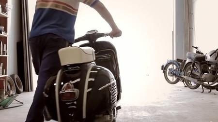 Sport Production, interesante vídeo de la restauración de una Vespa 150 S