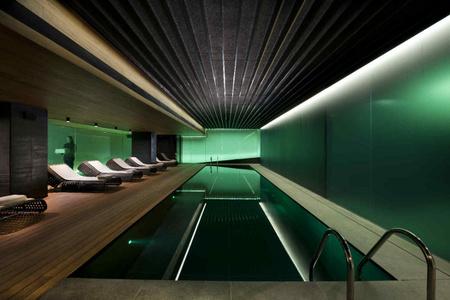 mandarin oriental spa