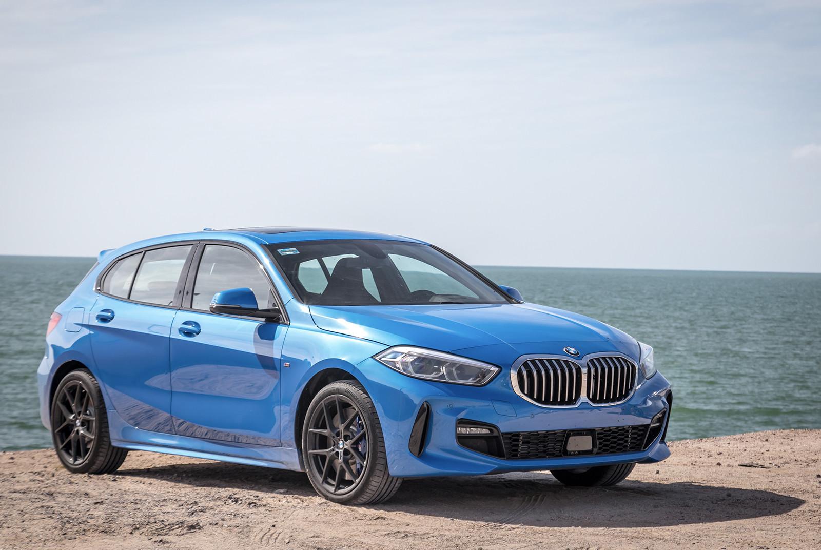 Foto de BMW 118i M Sport (lanzamiento) (6/23)