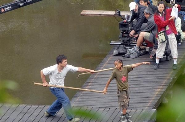 Foto de 'Kung Fu Kid', primeras imágenes del rodaje (3/5)