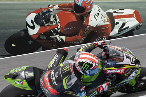De 'King' Carl Fogarty a Jonathan Rea: la carrera por destruir los récords de Superbikes