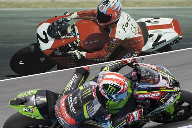 De 'King' Carl Fogarty a Jonathan Rea: la carrera por destruir los récords de Superbikes
