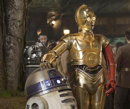 C-3PO en Star Wars 7