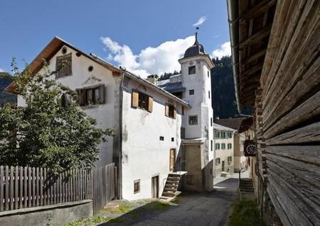 Casas turísticas Suiza