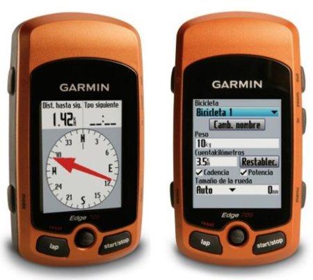 Garmin Edge 705, más que un GPS para ciclistas