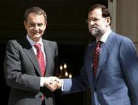 Gabilondo entrevista a Rajoy y Zapatero, por separado