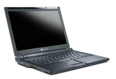 Gateway NS100X, portátil ligero