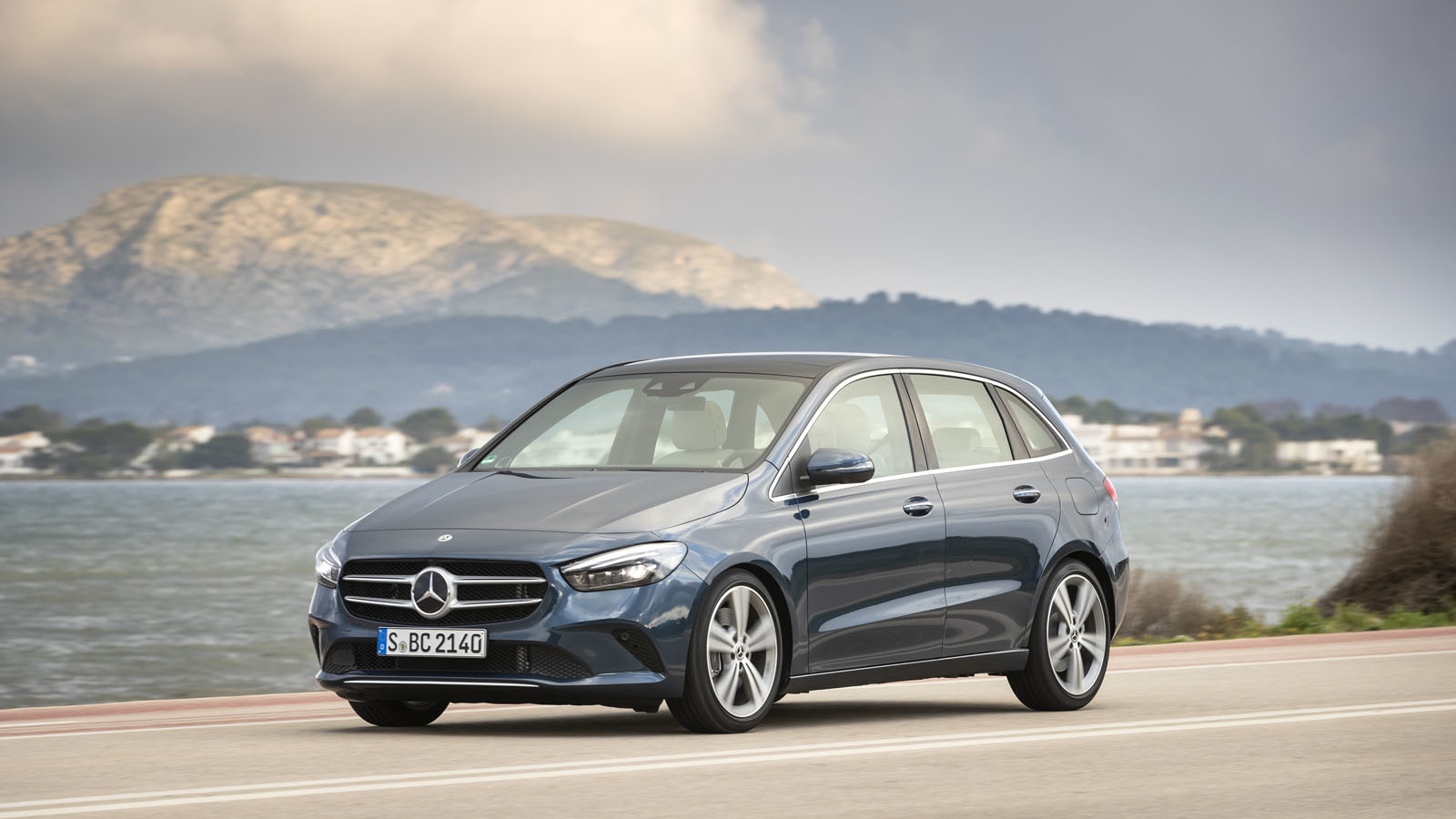 Foto de Mercedes-Benz Clase B 2019 (19/157)