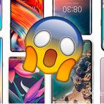 ¿Sí o notch? Así serían los LG V30, Note 8, Xperia XZ2, OnePlus 5T y otros gama alta Android si tuvieran notch