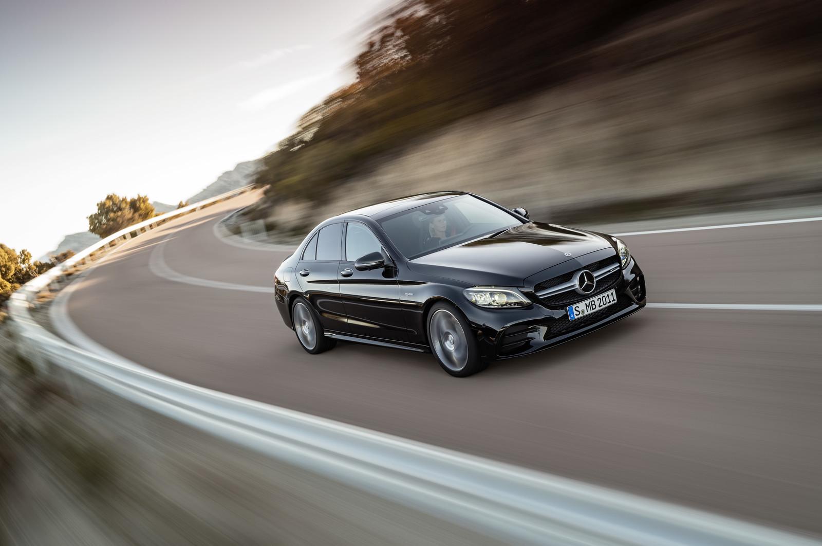 Mercedes-AMG C 43 4MATIC 2018