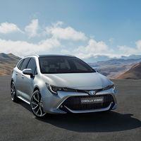 Toyota Corolla hybrid Touring Sports: dos mecánicas híbridas, más espacio y mucha tecnología