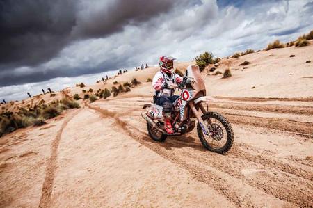 Oriol Mena Dakar 2020