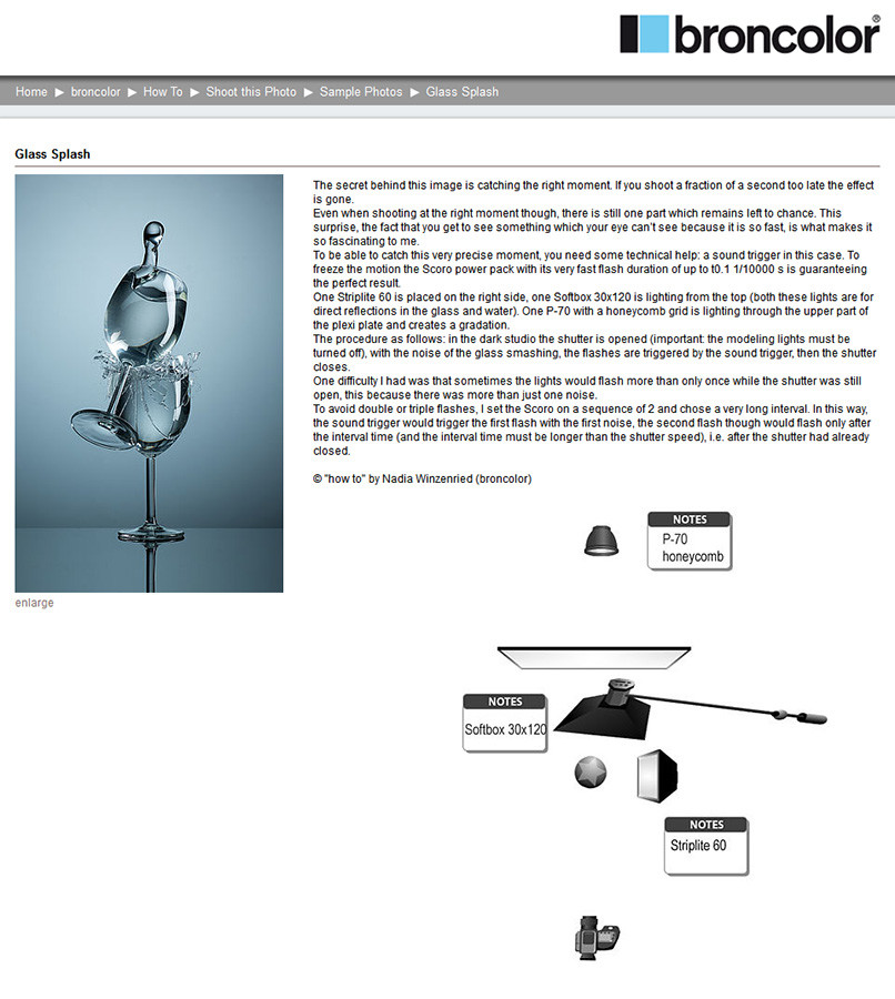 Guia Uso Flashes Estudio Broncolor 2