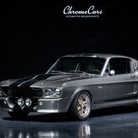 """¡Súper oportunidad! Sale a la venta uno de los Ford Mustang Shelby GT500 funcionales de """"60 segundos"""""""