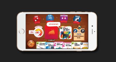 El juego de cartas loco de TheOatmeal, Exploding Kittens, llegará a Android pronto