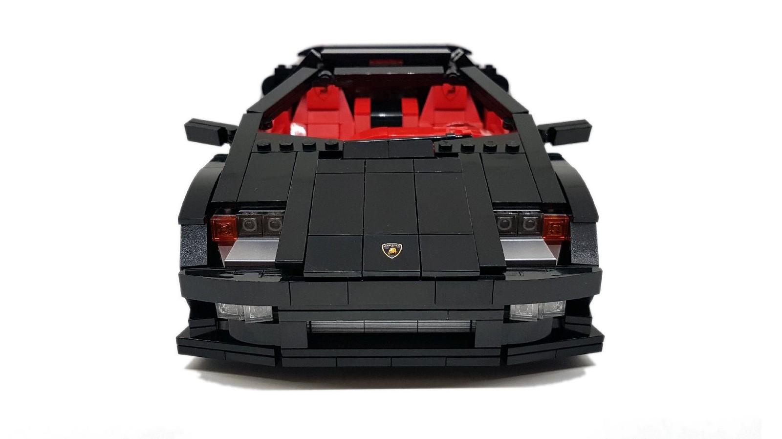 Foto de Lamborghini Diablo GT Lego Ideas (5/18)
