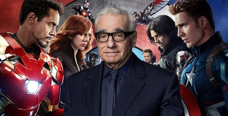 Martin Scorsese And Marvel Header 2