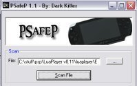 Antivirus para la PSP