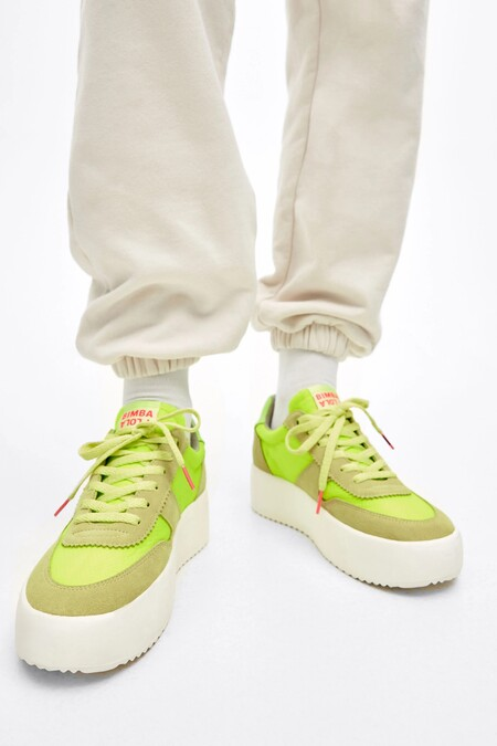 Zapatos Neon Trend Aw 2021 Low Cost 06