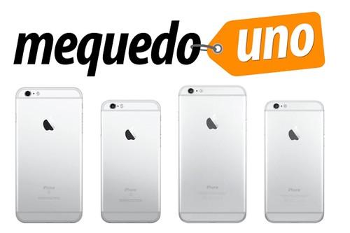 Ofertas en iPhone reacondicionados en MeQuedoUno: desde el iPhone 5S hasta el iPhone 8 a precios estupendos