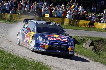 Kimi Raikkonen tiene como única salida el WRC