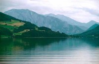 Se vende espectacular lago en Austria
