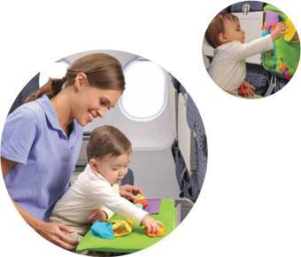 Air Play Tray Table Cover