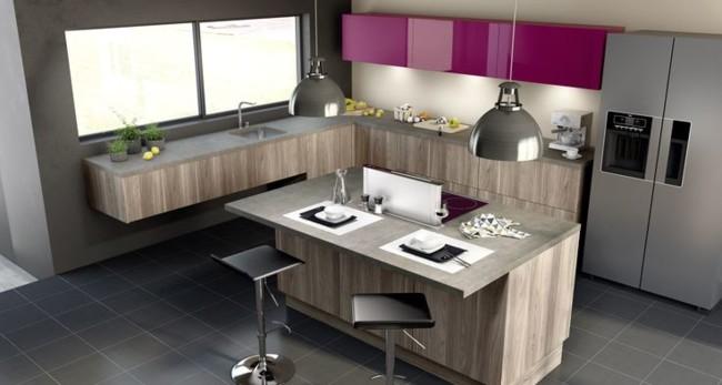 Plan cocinar en familia c mo crear un espacio para todos - Islas de cocina leroy merlin ...