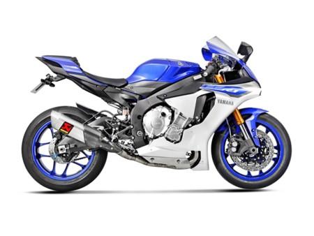 Akrapovič Evolution Kit para Yamaha YZF-M1: máximas prestaciones en circuito