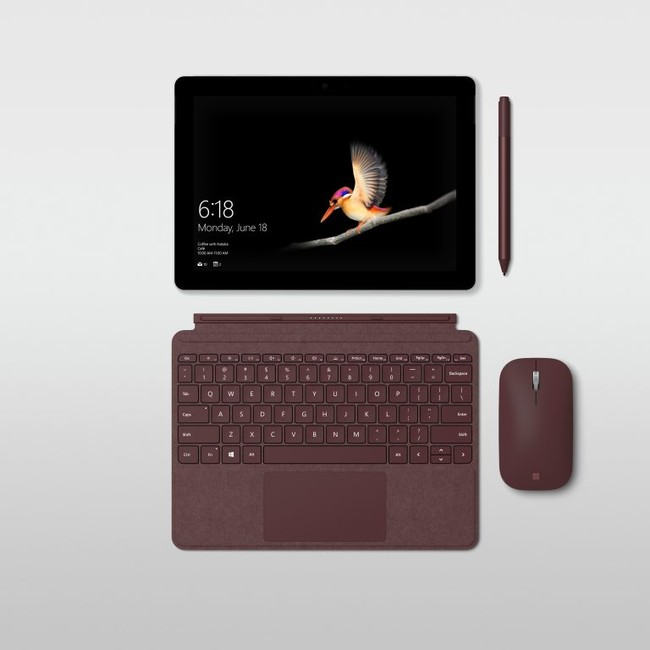 Microsoft presenta la Surface Go, la tableta asequible para competir con el iPad y hacerse un hueco en el sector educativo